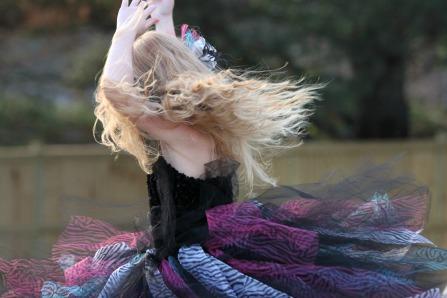 Emilia Dancing
